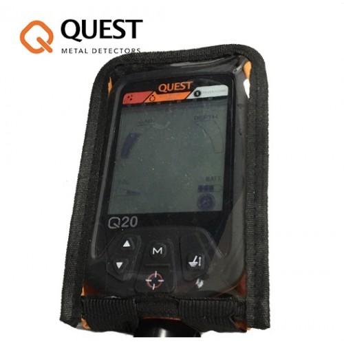 Display-Abdeckungen für Metall Quest Q20 & Q40