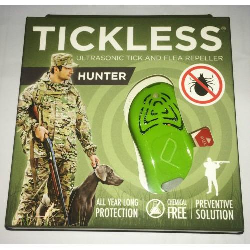 Tickless Hunter - gegen Floh und Zecken