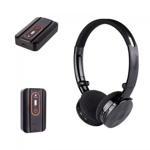 Kopfhörer-Set Wireless Wire-Free W3 Lite