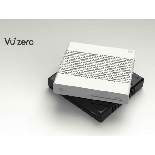 VU+® ZERO 1x DVB-S2 Tuner schwarz Full HD 1080p Linux Receiver
