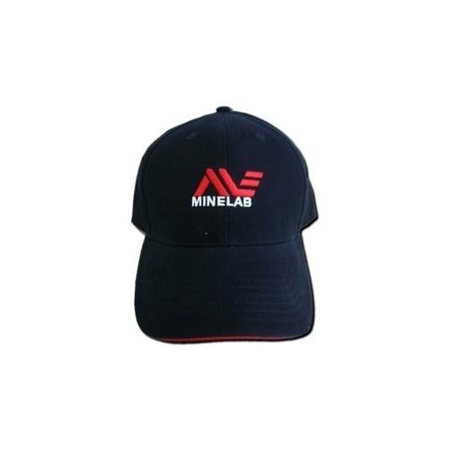 Baseball-Cap mit Logo Minelab