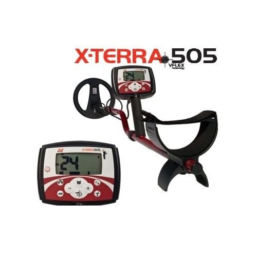 Minelab X-Terra 505
