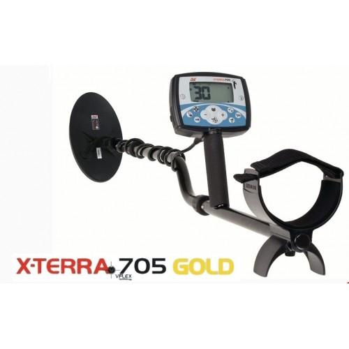 Minelab X-Terra 705 Gold