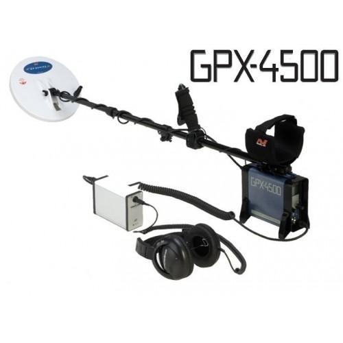 Minelab GPX 4500