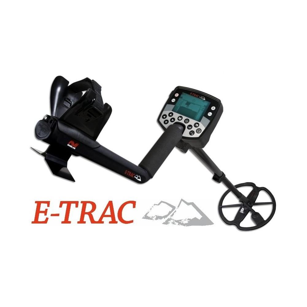 Minelab E-Trac