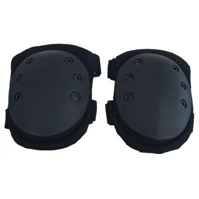 Komfort Knieschützer für Sondengänger, schwarz