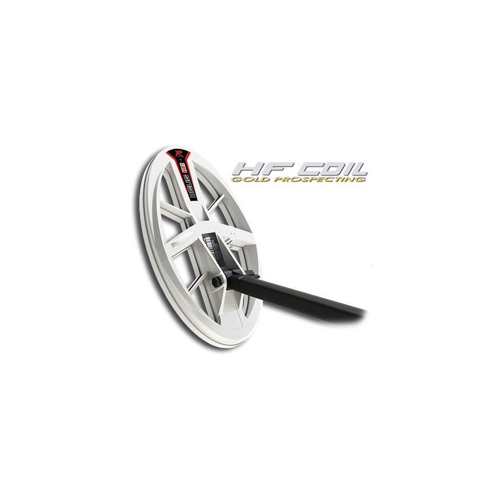 HF Doppel-D HF Spule Elliptisch 24 x 13cm